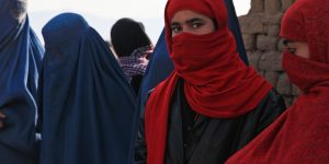 Essay: The Woman In The Burka