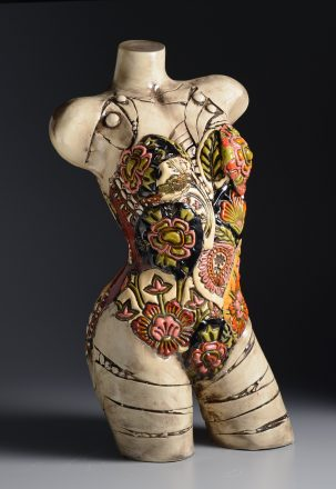 The Bathing Suit Torso by Gail Markiewicz.