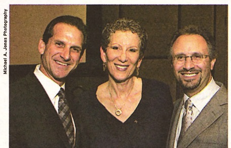Joyce Keller in the Detroit Jewish News October 2, 2008 issue