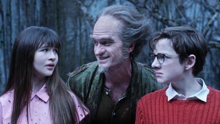 Netflix's A Series of Unfortunate Events