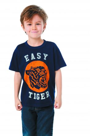 Chaser EASY TIGER TEE ($31). Guys N Gals, West Bloomfield. (248) 851-1260.