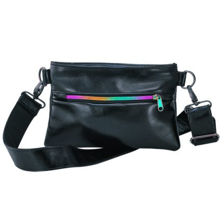 Iscream METALLIC FANNY PACK ($32). Guys N Gals, West Bloomfield. (248) 851-1260