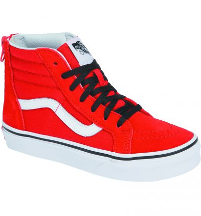 Vans SK8-HI SNEAKER ($39.95 and up). Area Nordstrom stores. Nordstrom.com.