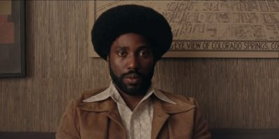 Weekly Movie Review – BlacKkKlansman