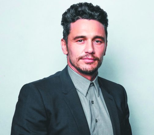 James Franco BEVERLY HILLS, CA - JANUARY 06: James Franco poses for a portrait at the BAFTA Los Angeles Tea Party on January 6, 2018 in Beverly Hills, California. (Photo by Rich Fury/BAFTA LA/Getty Images)