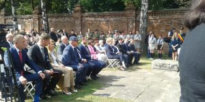74th Anniversary Of Liquidation Of Lodz Ghetto Commemorated In Poland