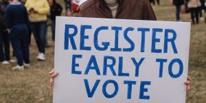 Students At Michigan Colleges Encouraged To Register To Vote
