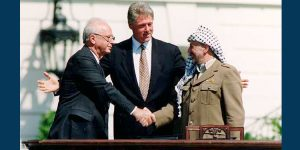 PLO And Israel Recognize Each Other's Existence