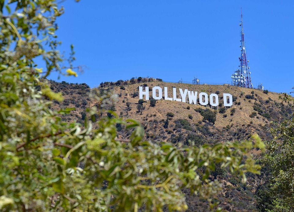 celebrity Jews, Hollywood's celebrity Jews, Hollywood sign