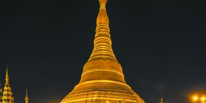 The Land Of The Golden Pagodas