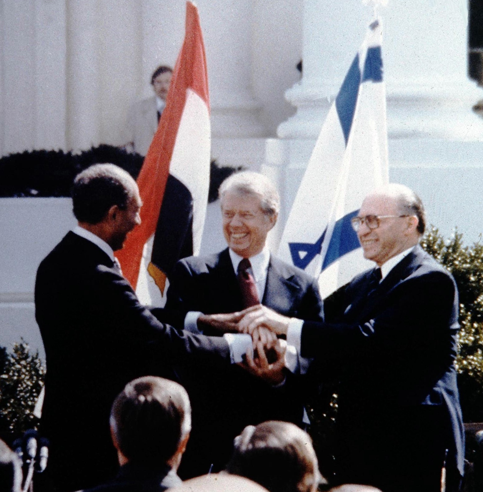 Text Of The Camp David Accords Detroit Jewish News