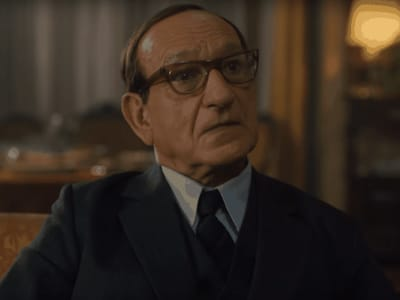 Still from the movie Operation Finale
