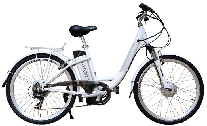 electric bike. transportation