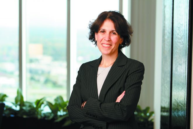 Honoring her drive, determination and passion as an accomplished family law legal professional, Susan S. Lichterman, partner at Jaffe Raitt Heuer & Weiss P.C., has been named a 2018 Women in the Law by Michigan Lawyers Weekly. For almost 30 years, Lichterman has dedicated her career to family law. She serves as chairperson and practice group coordinator of the firm's Family Law Group, a department she personally created and has since led to growth and success. As a specialist in all aspects of family law, she also contributes as a member of the Jaffe's Litigation Practice Group.