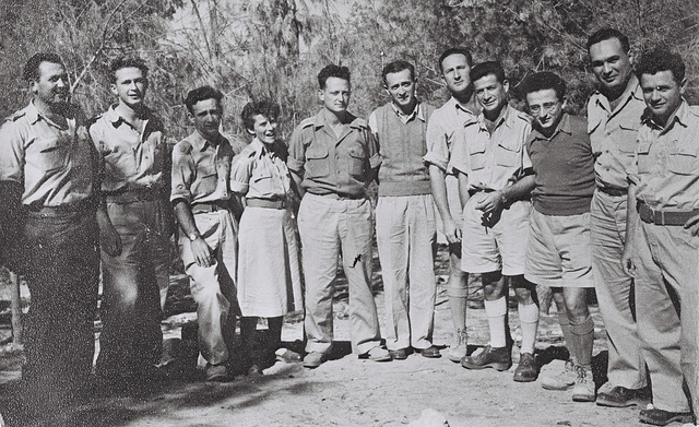 September 14, 1948 Prime Minister David Ben-Gurion summons dozens of commanders of the Palmach for a conference at which he announces the dismantling of the elite unit and its integration into the new Israel Defense Forces.