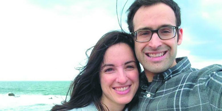 Ruby and Yifat Clein (a social worker in mental health on staff at Kadima) married in September. With family now in Kibbutz Sasa and Tel Aviv, visits to Israel are destined to be frequent.