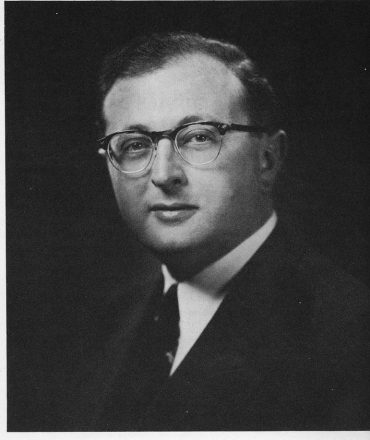 The late Rabbi Jacob E. Segal