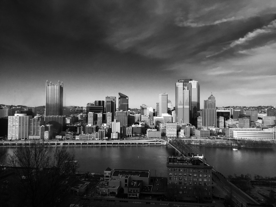 photo of the Pittsburgh skyline