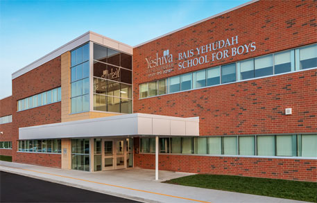 New boys' school for Yeshiva Beth Yehudah in Southfield