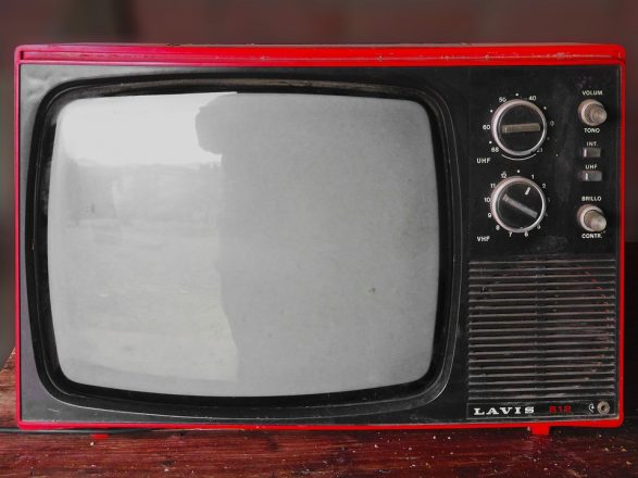 old television (TV)