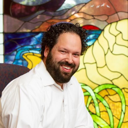 Rabbi Josh Whinston of Temple Beth Emeth in Ann Arbor