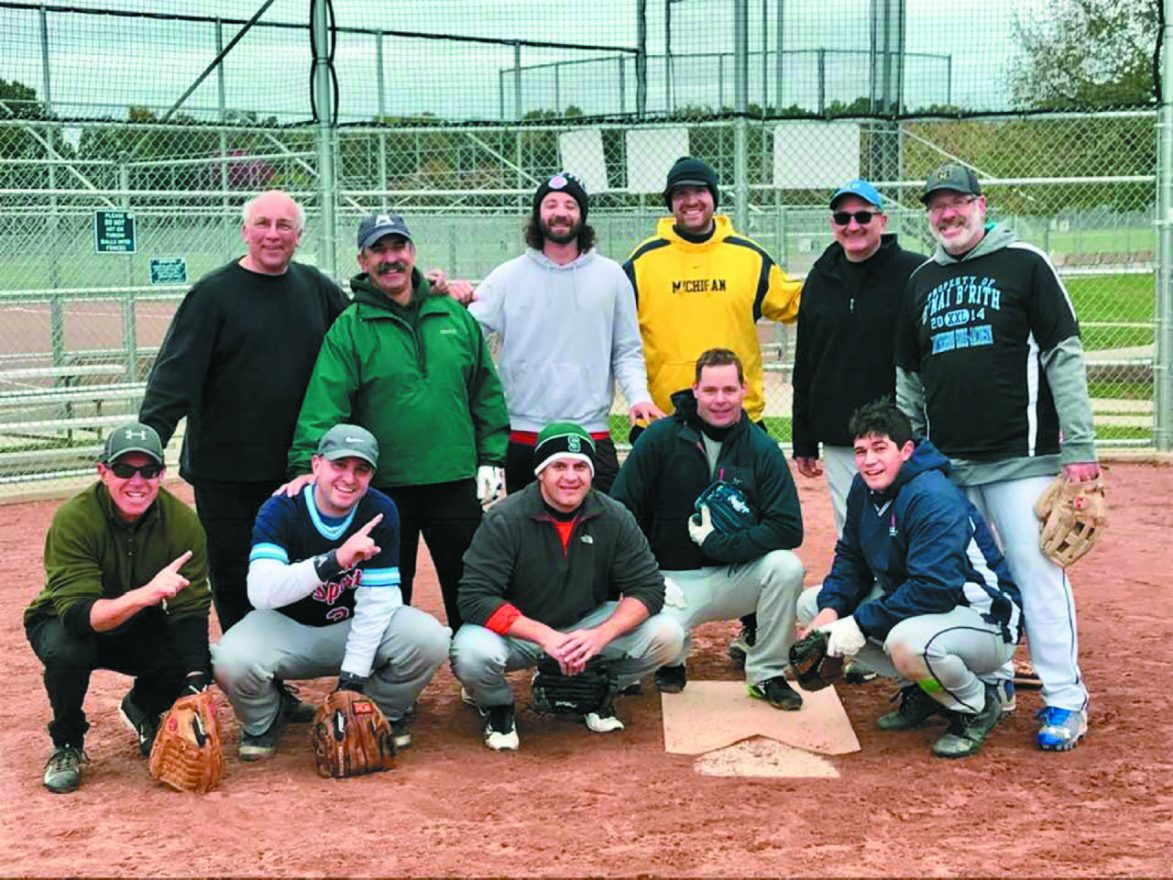 Marble Rye won it all in the Inter-Congregational Men's Club Summer Softball League's fall season.