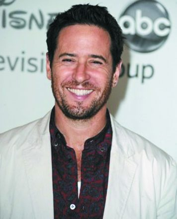Rob Morrow - man with beard smiling at camera