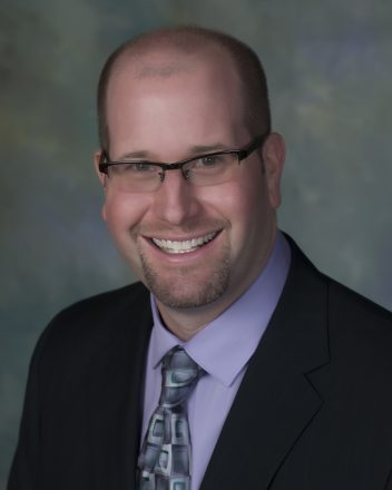 Rabbi Jason Miller of Detroit, Michigan