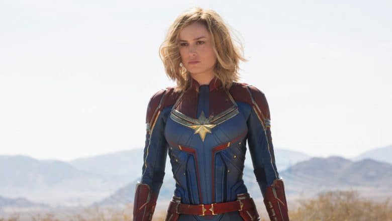 Captain Marvel impresses at the box office