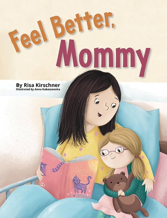 Feel Better Mommy book cover