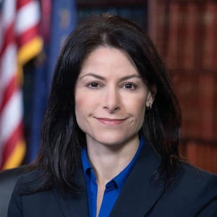 Michigan Attorney General Dana Nessel
