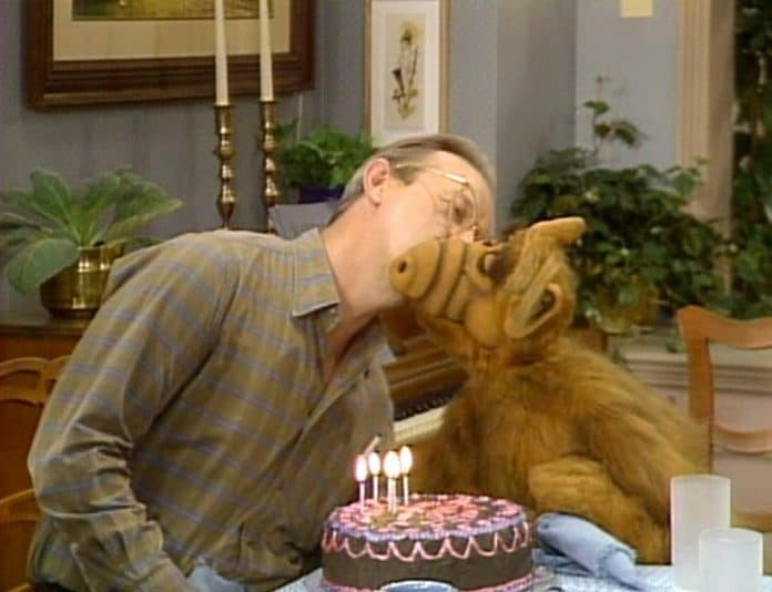Alf and Willie played by Max Wright