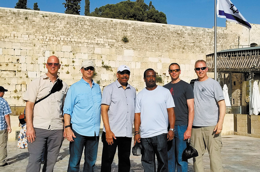 Wayne State Officer Learns in Israel — Detroit Jewish News