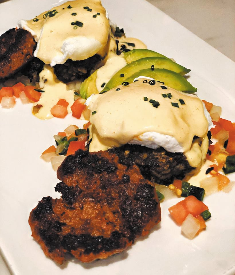 Red Dunn Kitchen's Eclectic Menu Shines — Detroit Jewish News