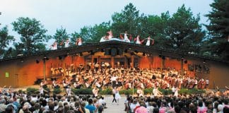 Interlochen World Youth Symphony Orchestra