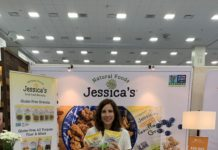Jessica Mindell of Jessica's Natural Foods