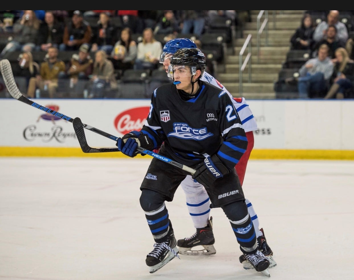 Josh Nodler Drafted By Calgary Flames Detroit Jewish News