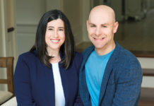Allison and Adam Grant