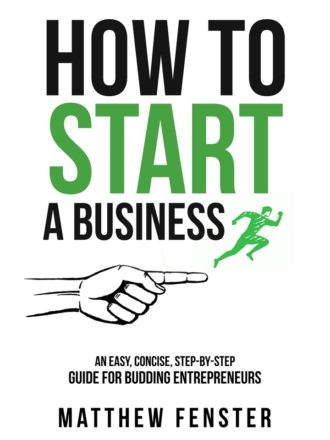 How to Start a Business book cover