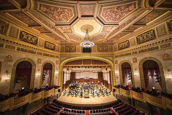 Dso Honors Orchestra Halls 100th Anniversary Detroit