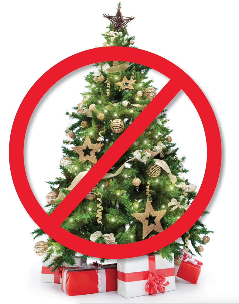 A Christmas Tree Says Something | The
