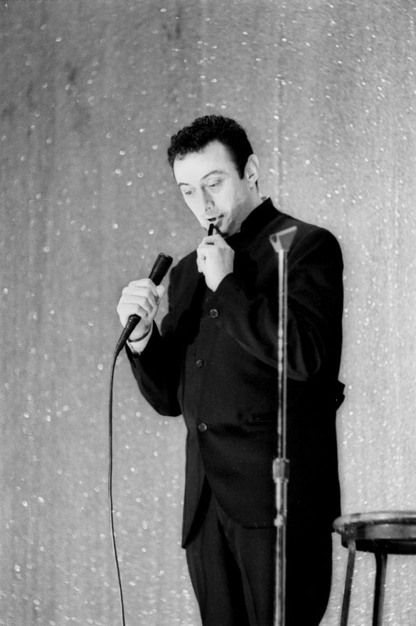 Lenny Bruce, a comic in The Marvelous Mrs. Maisel
