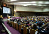 One thousand people gathered at the community forum on Anti-Semitism Jan 23.