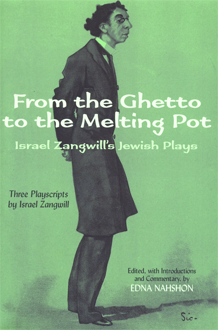 From the Ghetto to the Melting Pot, WSU Press
