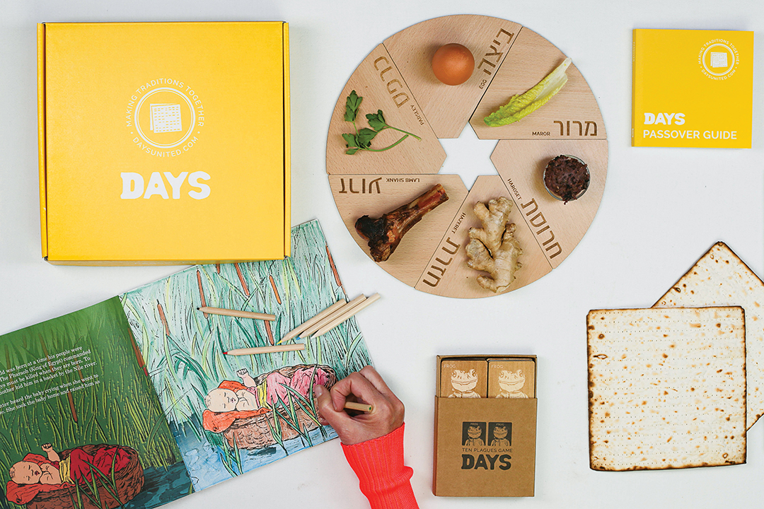 Passover in a Box