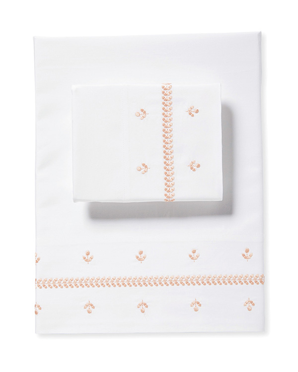 Harbor Hill Sheet Set from Serenaandlily.com.