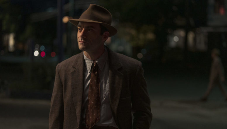 The irrepressible Herman Levin (Morgan Spector) in The Plot Against America