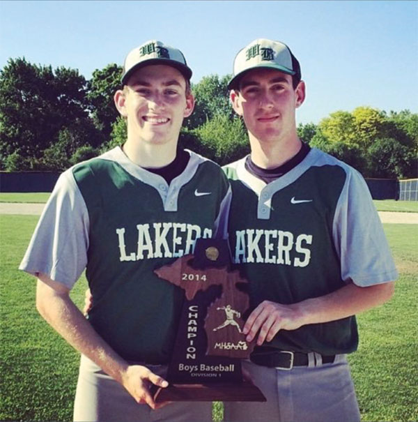 Josh Birnberg is now in charge of the West Bloomfield Lakers