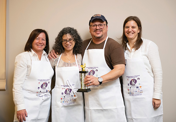 Chicken Soup Cook-Off at Temple Shir Shalom