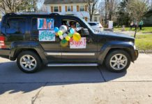 Judge Jamie Wittenberg Birthday Parade